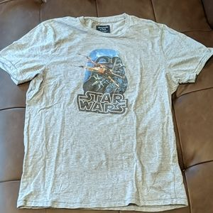 men's Abercrombie and Fitch Star Wars T-shirt